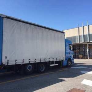 Motrice Scania Centinata Alla Francese