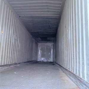 Semirimorchio Portacontainer con Cassa