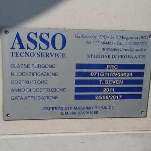 Semirimorchio Frigo Bartoletti con Cassa T Seven